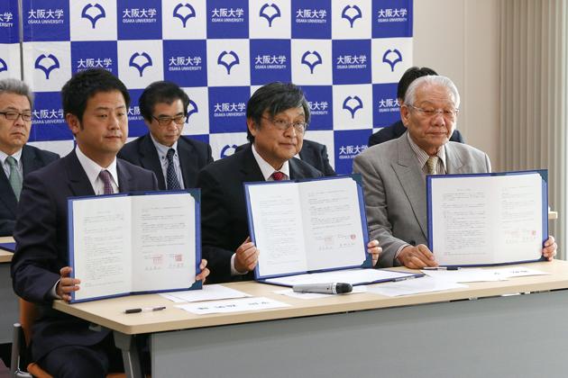 大阪大学と(一社)全国寺社観光協会が連携